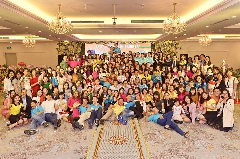 Sinh nhật Webketoan 15 tuổi tại Hà Nội