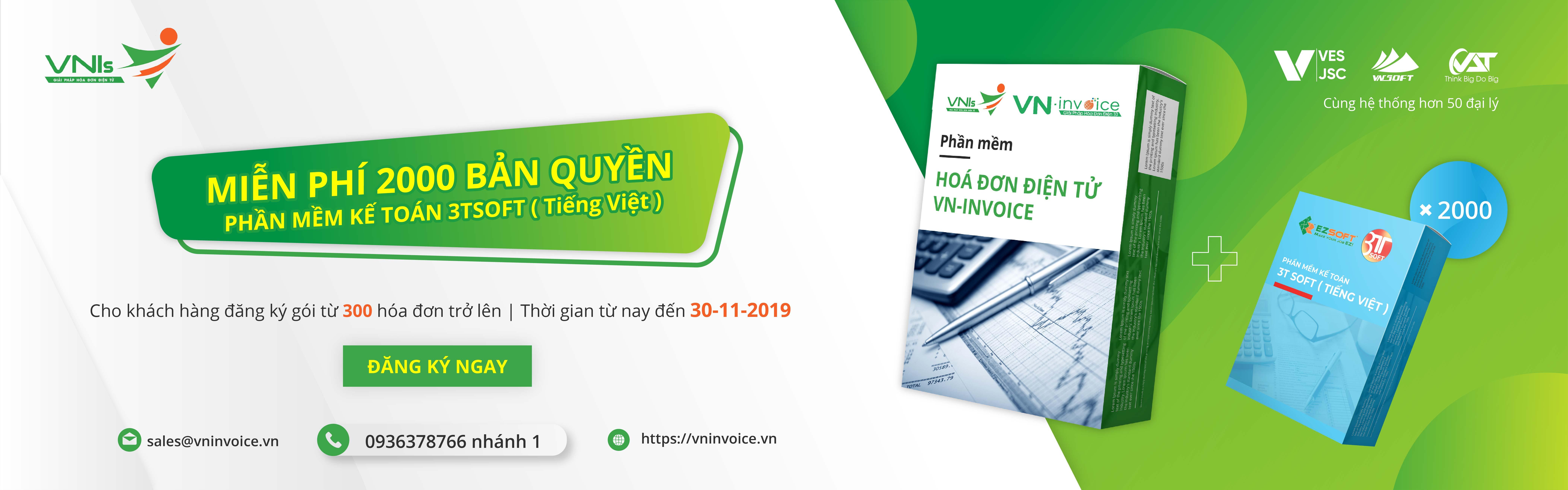 Banner Hoa don dien tu VN-Invoice 2
